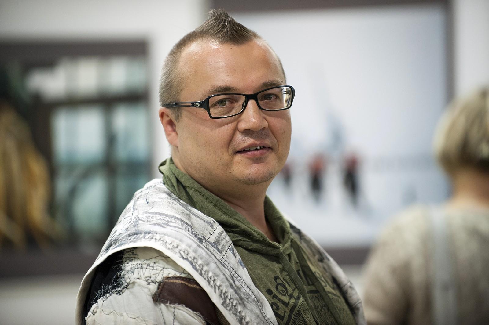 Фотохудожник Александр Ёжъ Осипов