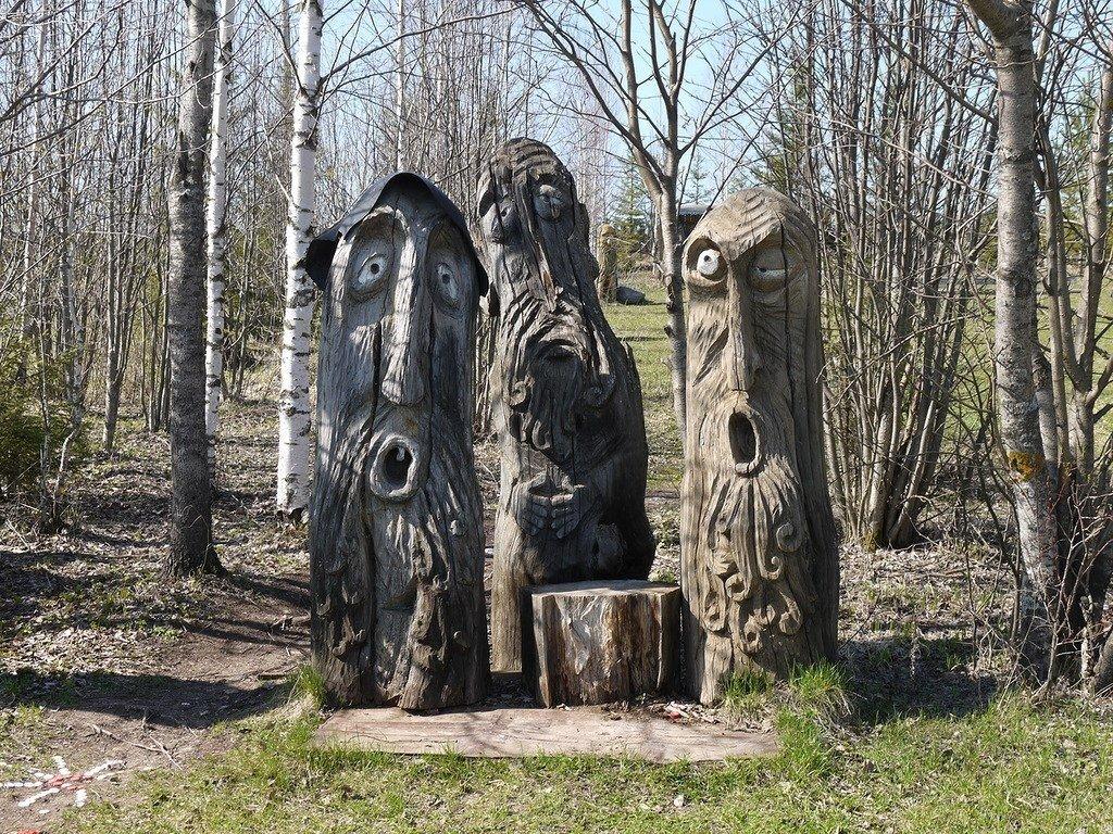Таинственные жители уральских пещер: народы чуди и дивьи люди