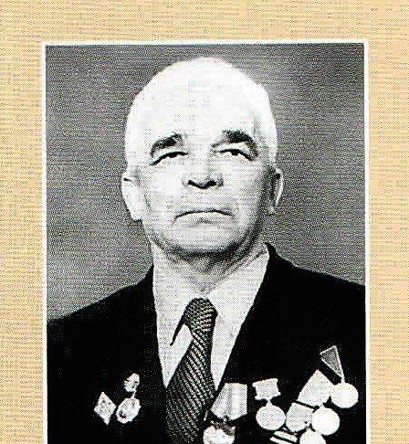 Михаил Григорьевич Алексеев