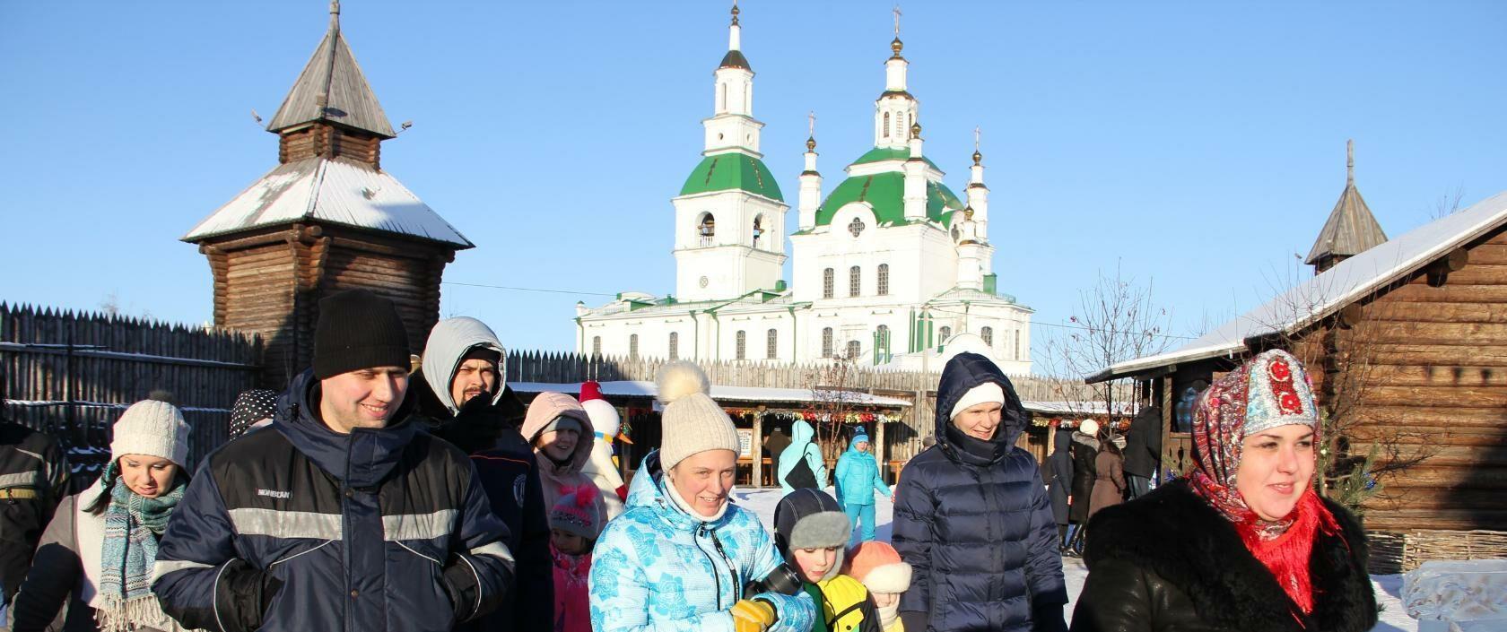 В Ялуторовске умеют принимать гостей и создавать им праздничную атмосферу