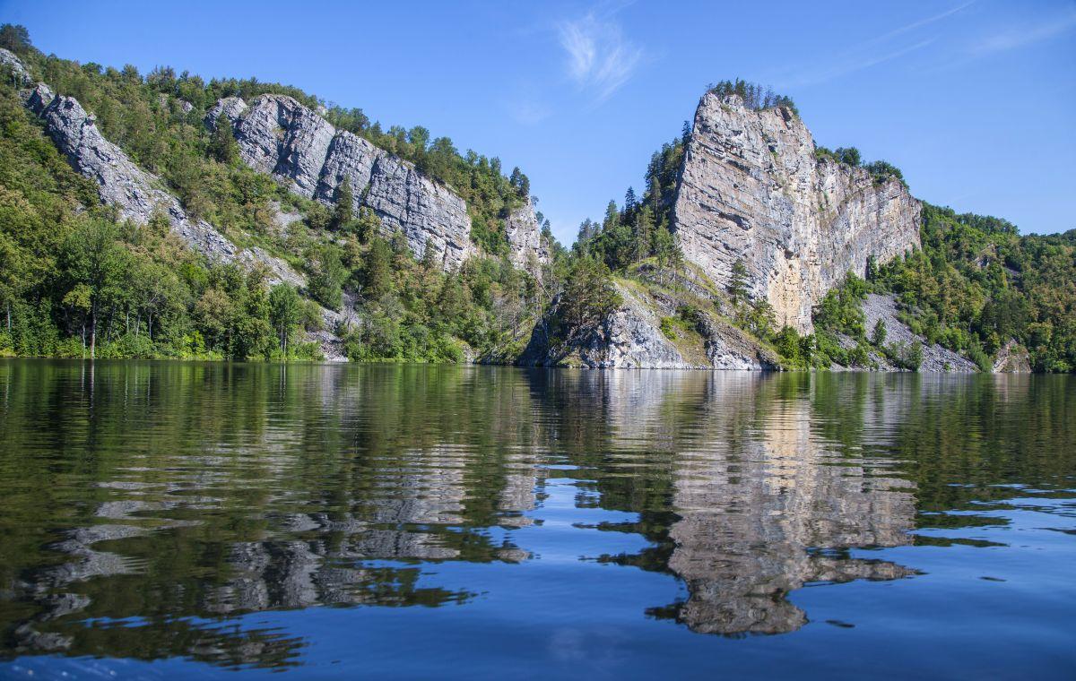 State Nature Reserve Denezhkin Stone: Description 78