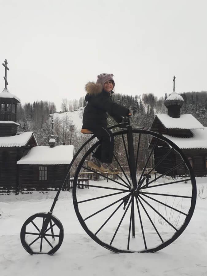 Этнографический парк истории реки Чусовой, Пермский край
