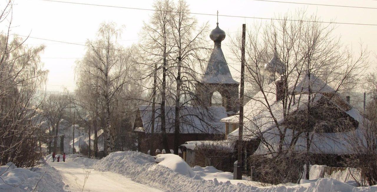 Автопутешествие по Верещагинскому району. Забытая деревня