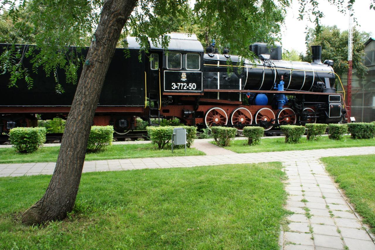 Парк победы, Оренбург