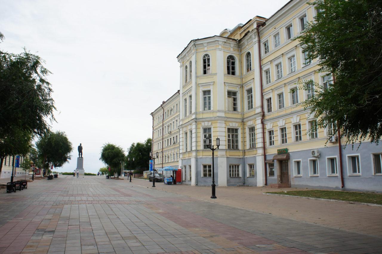 Музей космонавтики, Оренбург