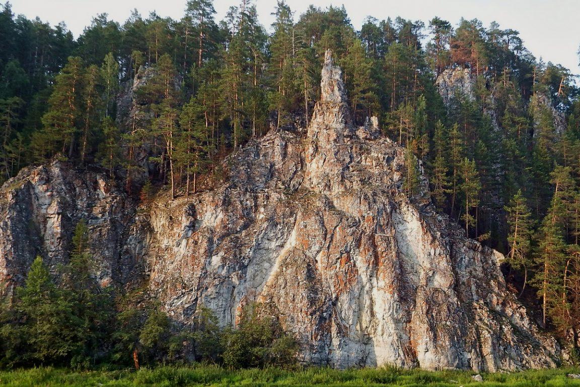 Камень Олений, Харёнкинская петля: двухдневный сплав по Чусовой