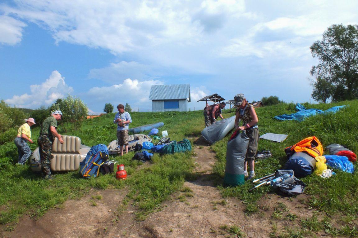 Харёнкинская петля: двухдневный сплав по Чусовой
