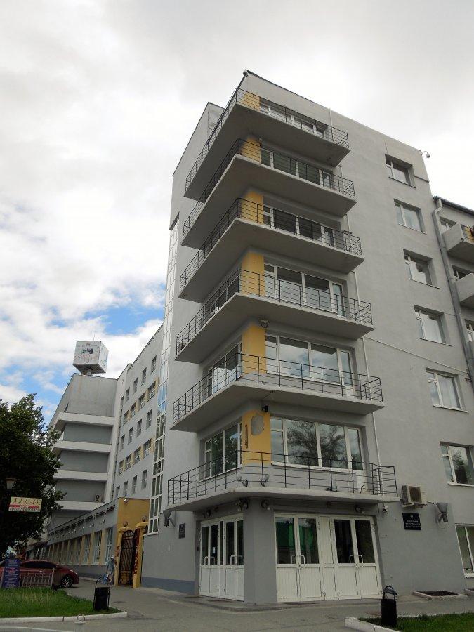 Дом Советов, Екатеринбург