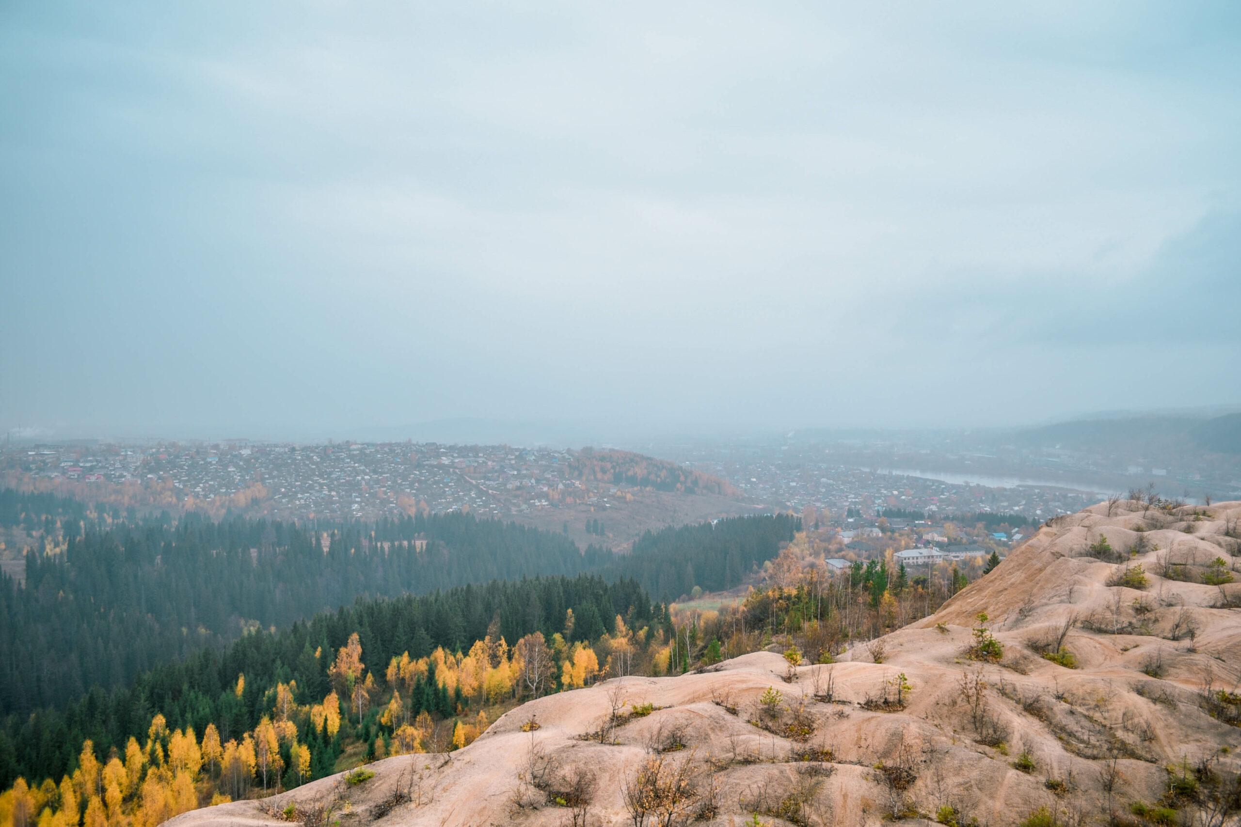 Чусовской карьер, город Чусовой