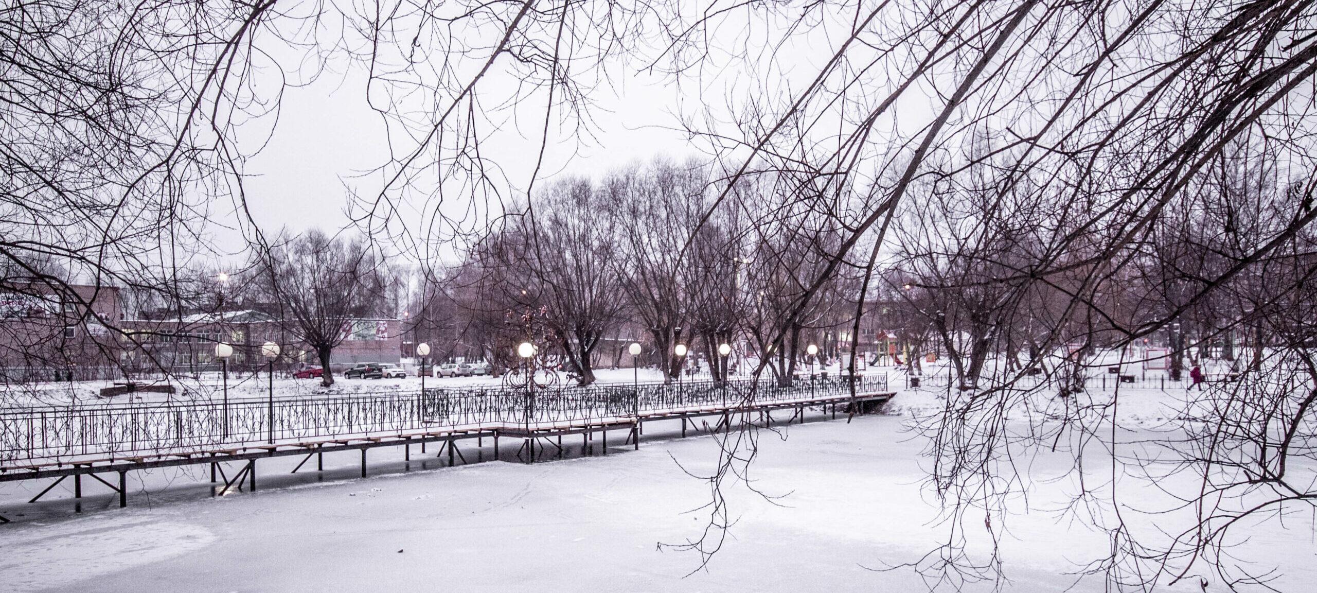 Арт-объект «Дерево жизни» в Чернушке