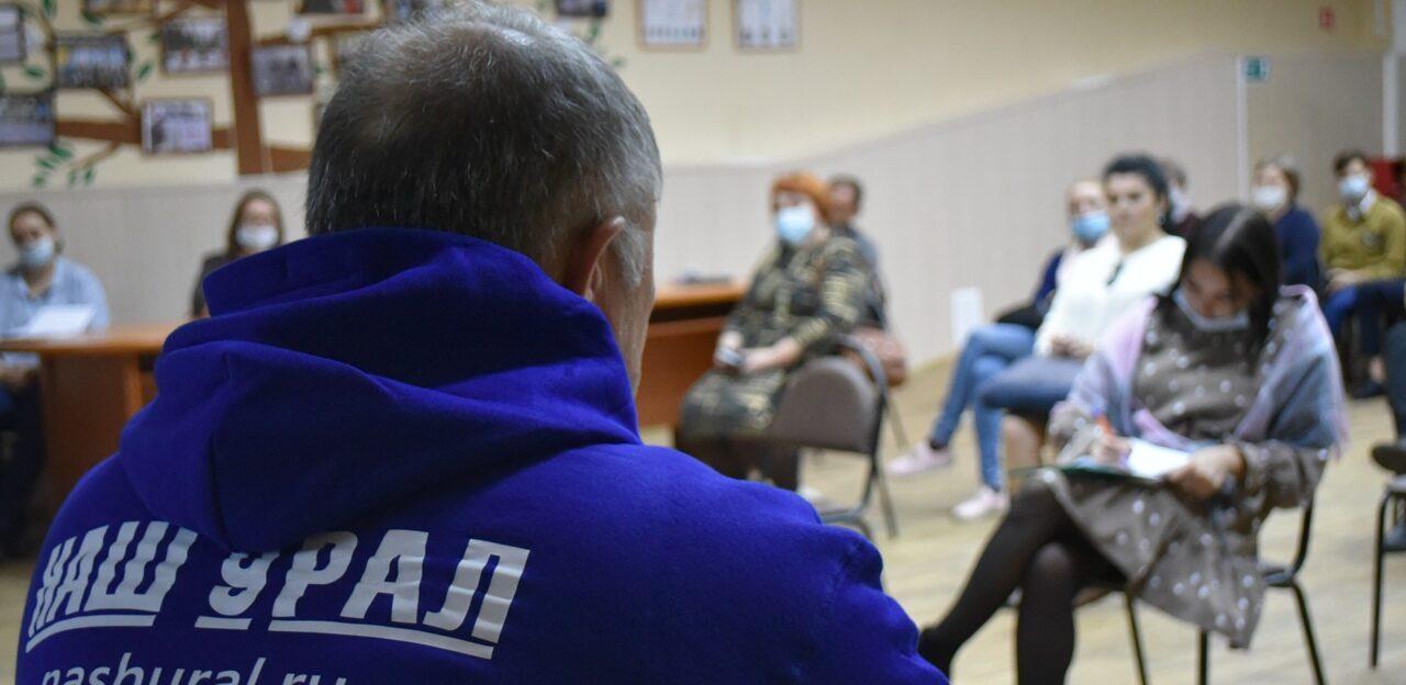Мастер-класс в селе Казанском