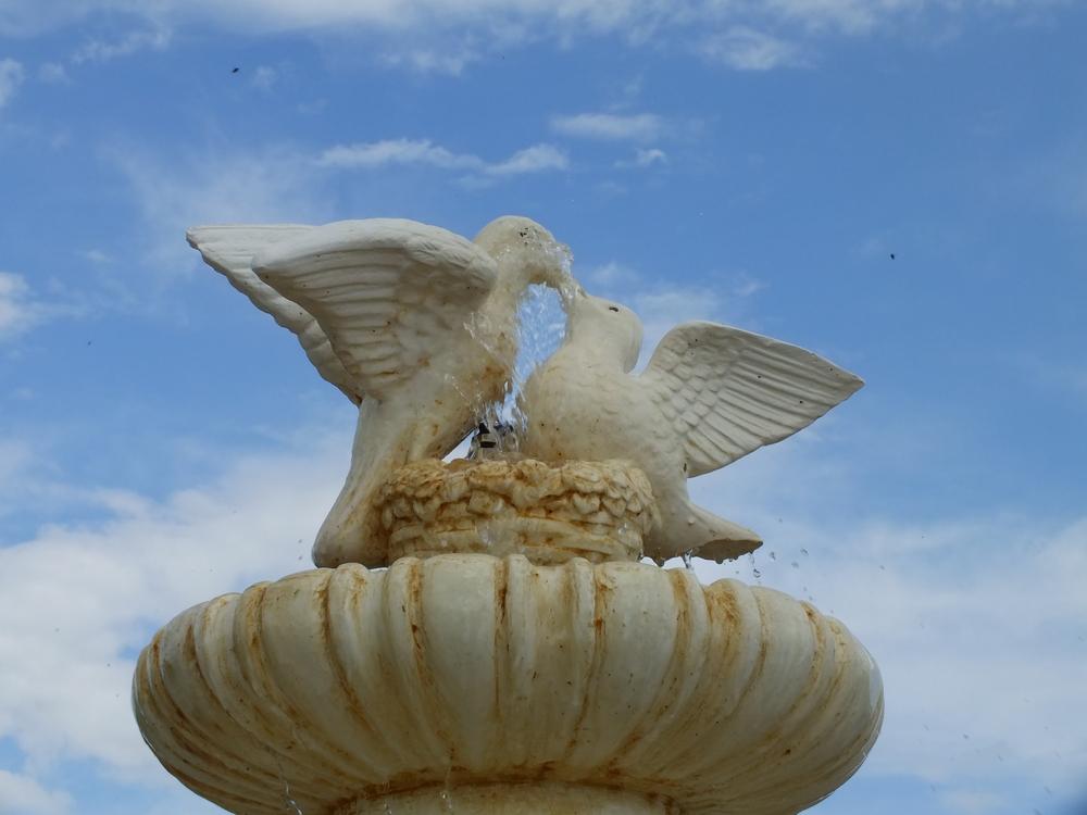 Гремяча фонтан
