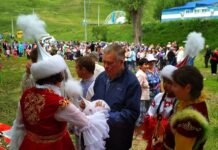 Фестиваль «Играй,Кувандыкскаягармонь»