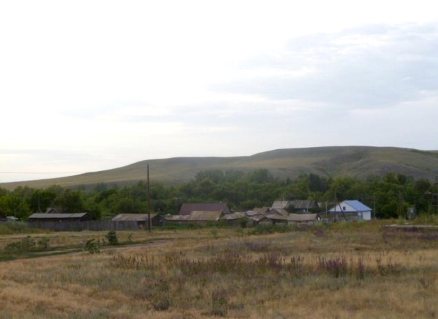 Холм монаха