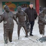 Скульптор Алексей Залазаев