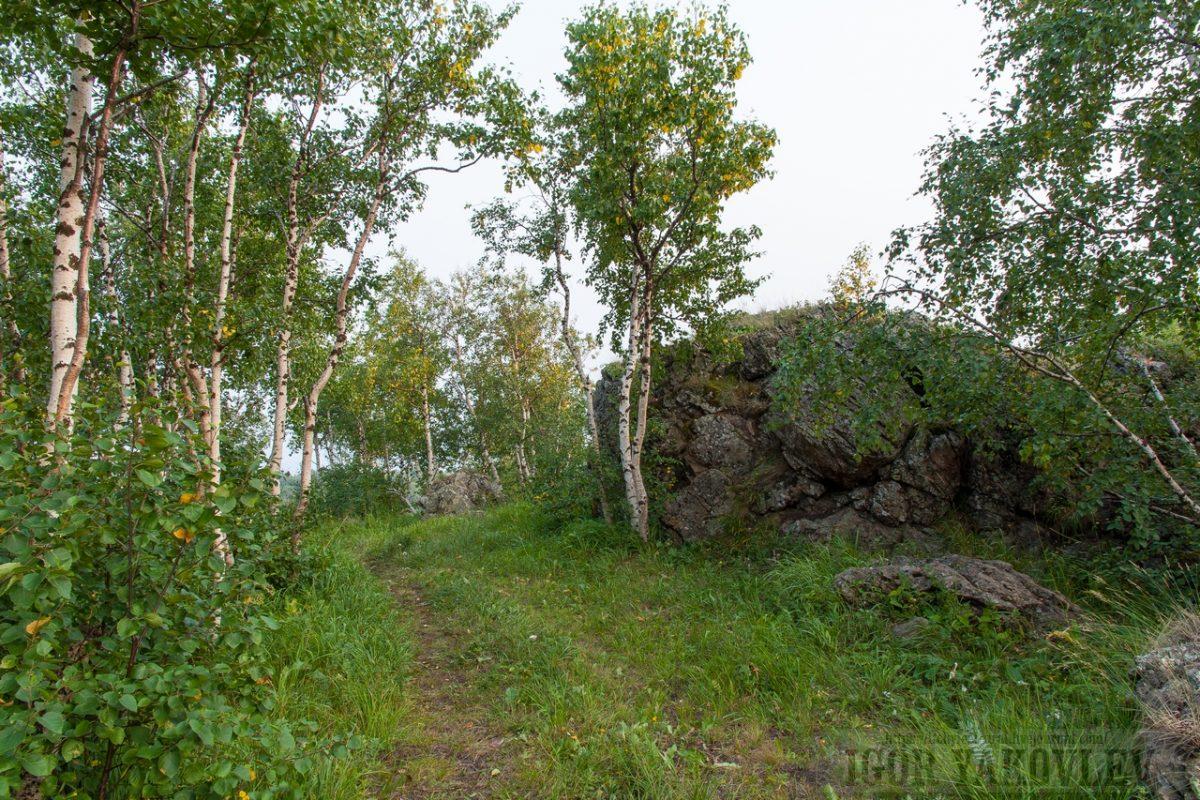 Хребет Куркак, Башкортостан, Южный Урал