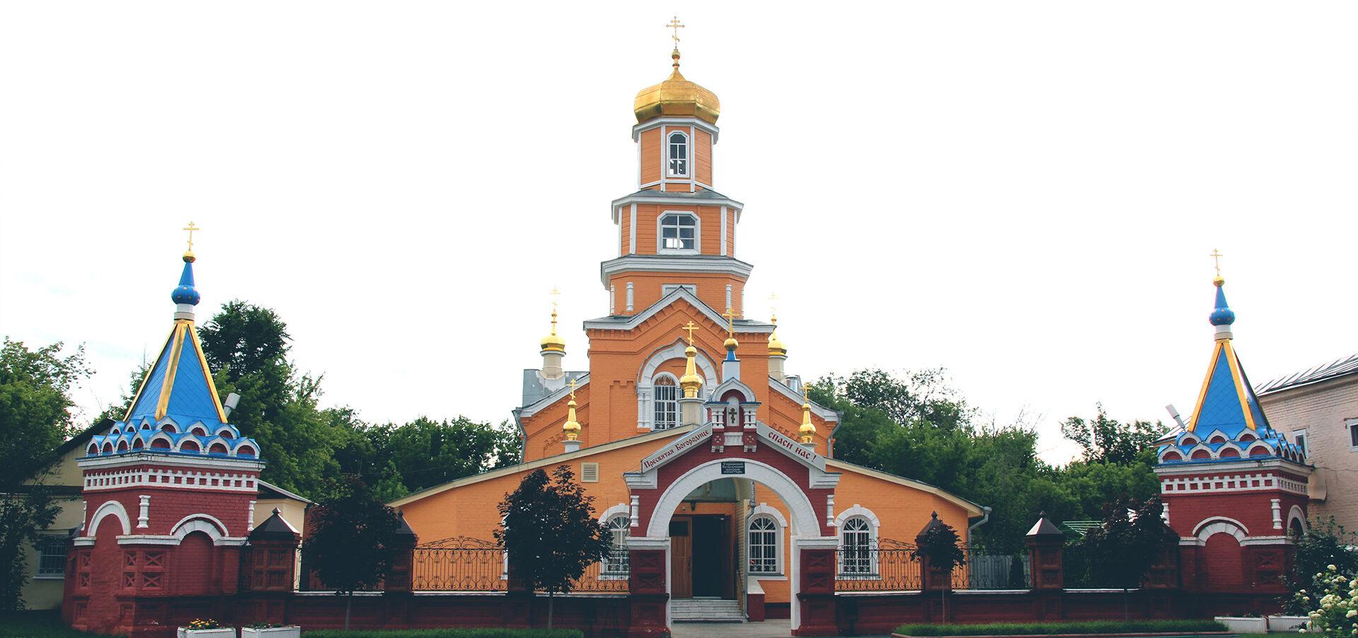 История Свято-Тихвинского Богородицкого женского монастыря в Бузулуке