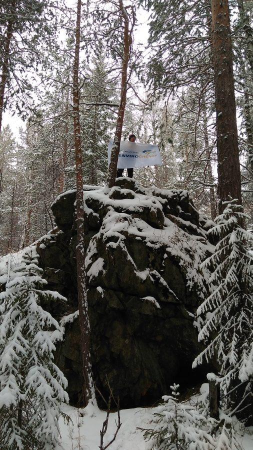 Поход на Белую и подъем на гору Дыроватик