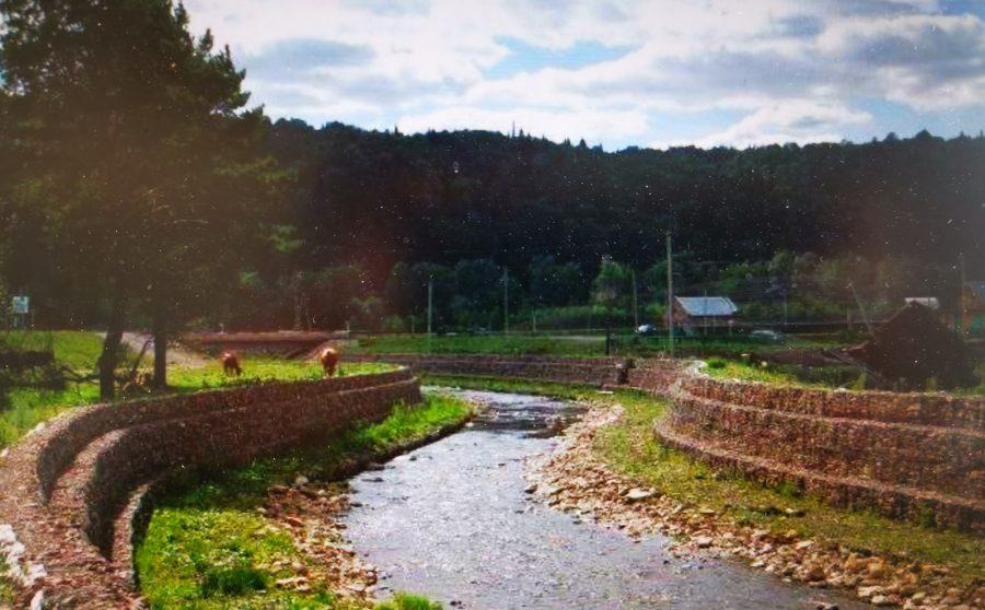 Река Юрмаш