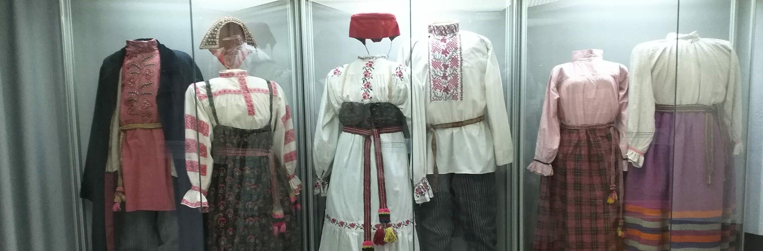 Обычаи коми-пермяков, живущих в Березниковском районе (Пермский край)