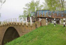 Старейший мост Оренбуржья –Петровский