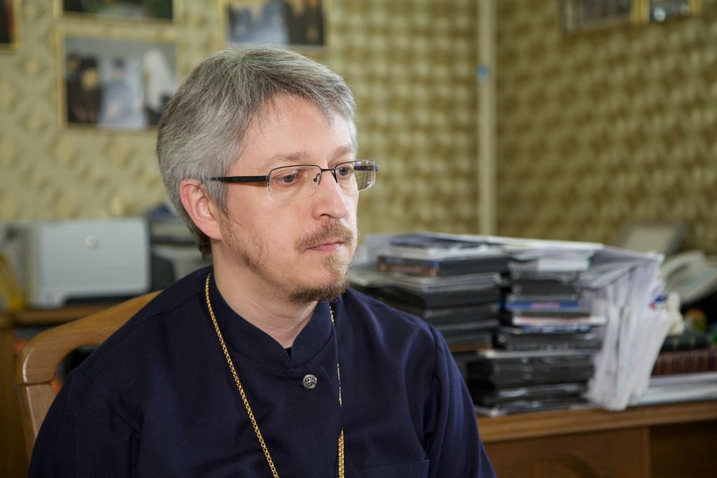 Отец Димитрий (Димитрий Байбаков)