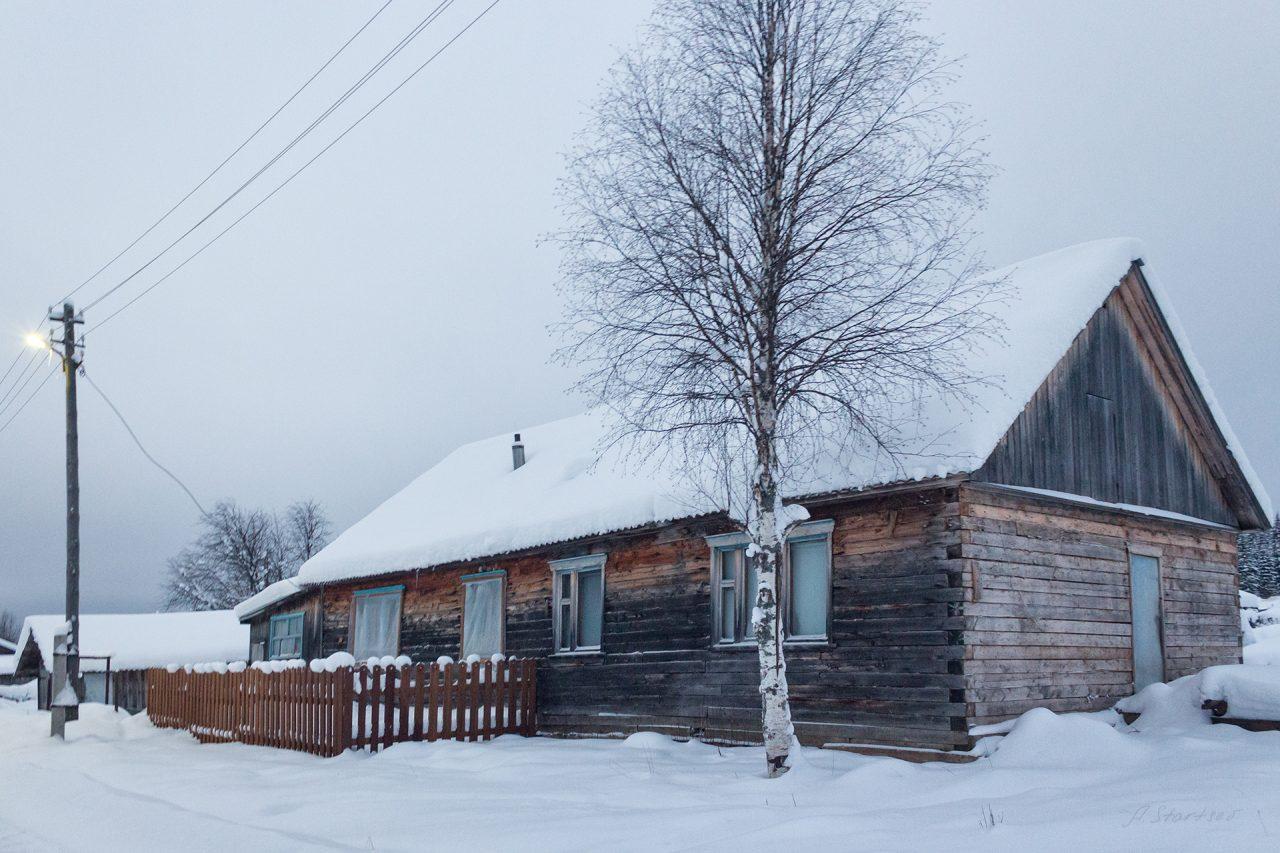 Поселок Нововильвенский, Пермский край