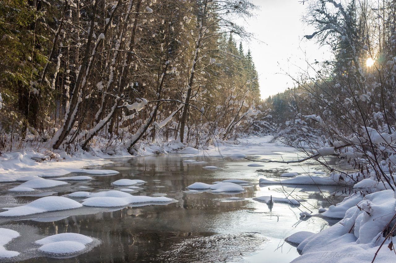 Река Поныш