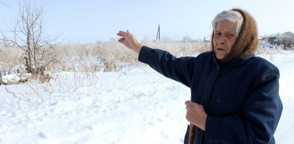 Непростая судьбадвоеданв Сибири