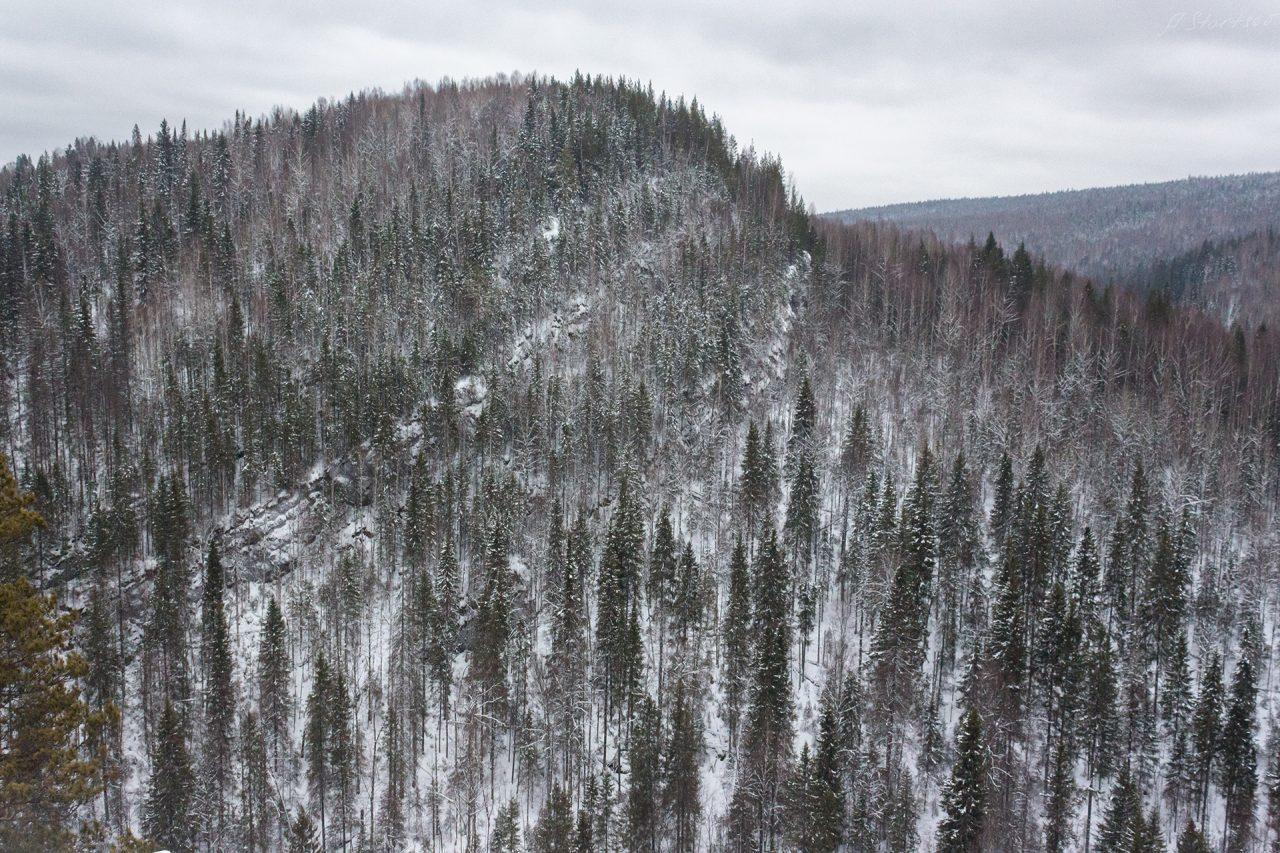 Гора Палёный камень