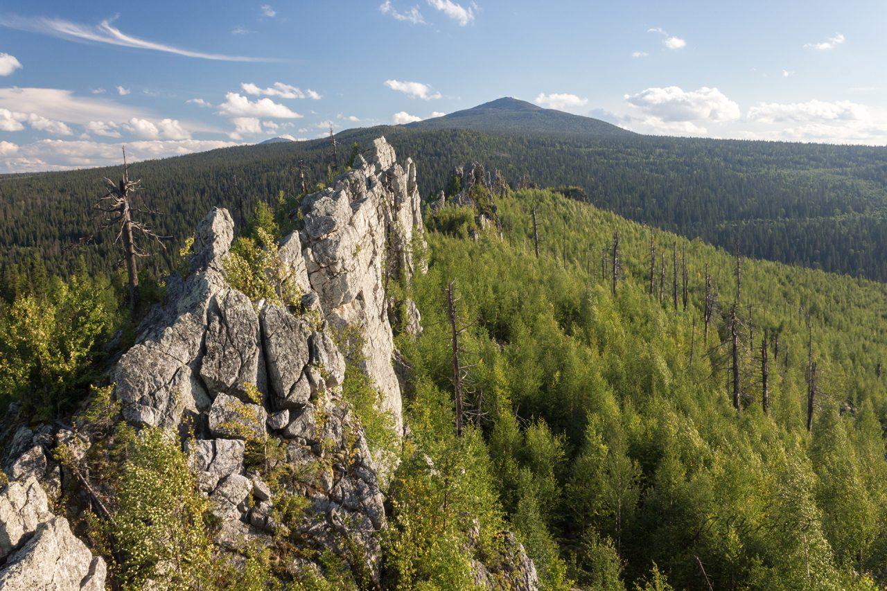 Гора Еранина Деревня, Пермский край