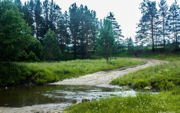 Шайтан-камень река Реж