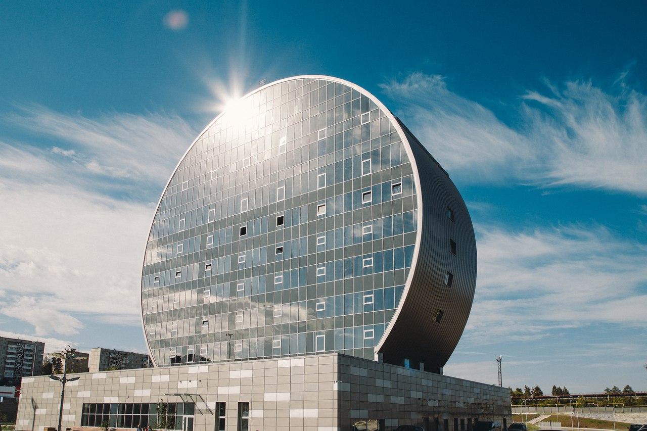 Инновационный культурный центр, Шайба, Первоуральск, Свердловская область