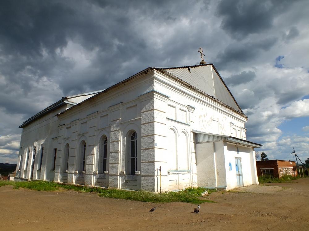 Крылово церковь