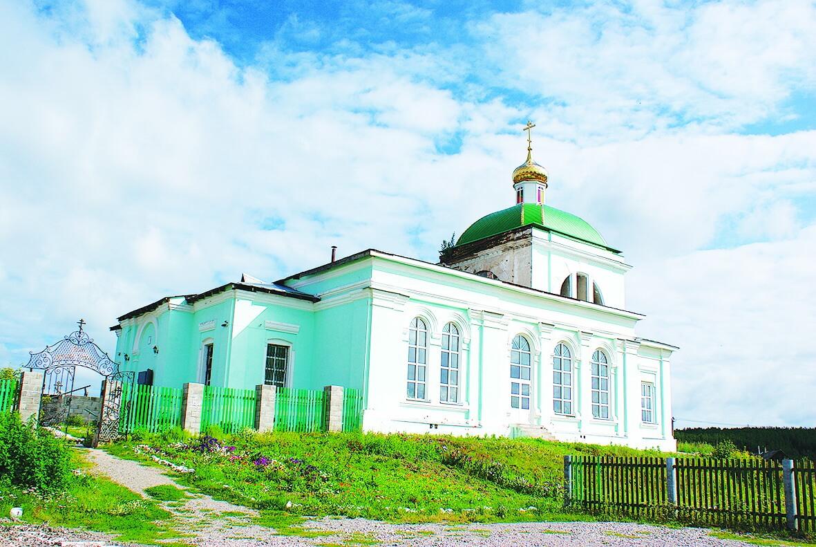 Храмы Сухоложья