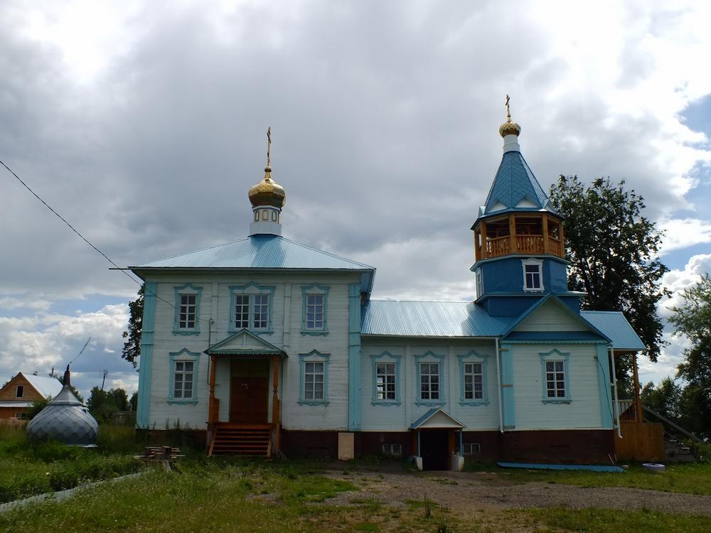 Кузнечиха церковь