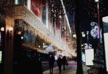 Екатеринбург, Свердловская область, Новый год, украшение города, Новогодний Екатеринбург