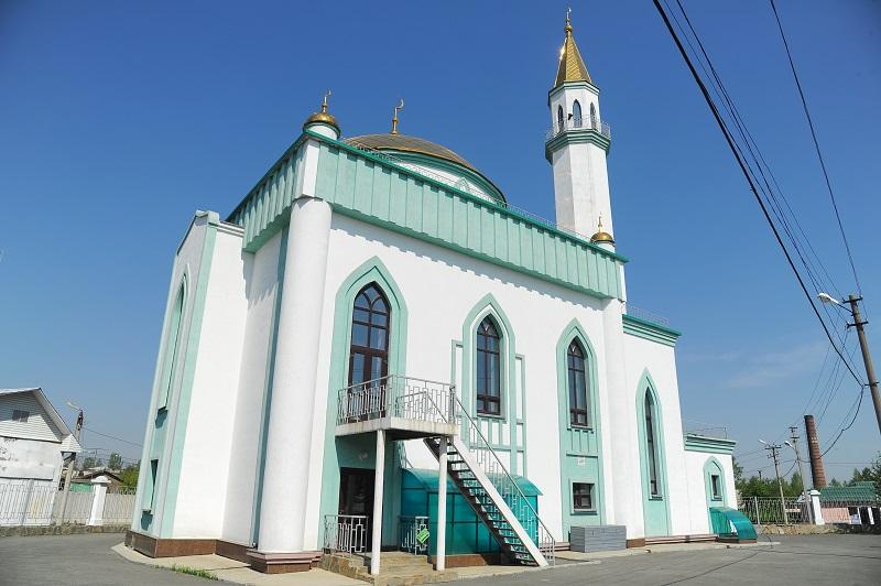 Кыштым. мечеть
