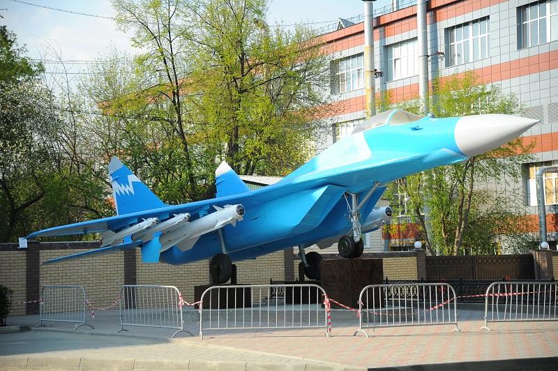 Кыштым. Миг-29