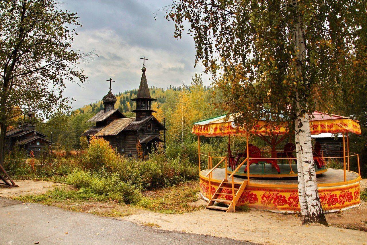 Парк истории реки Чусовой: что посмотреть и фото