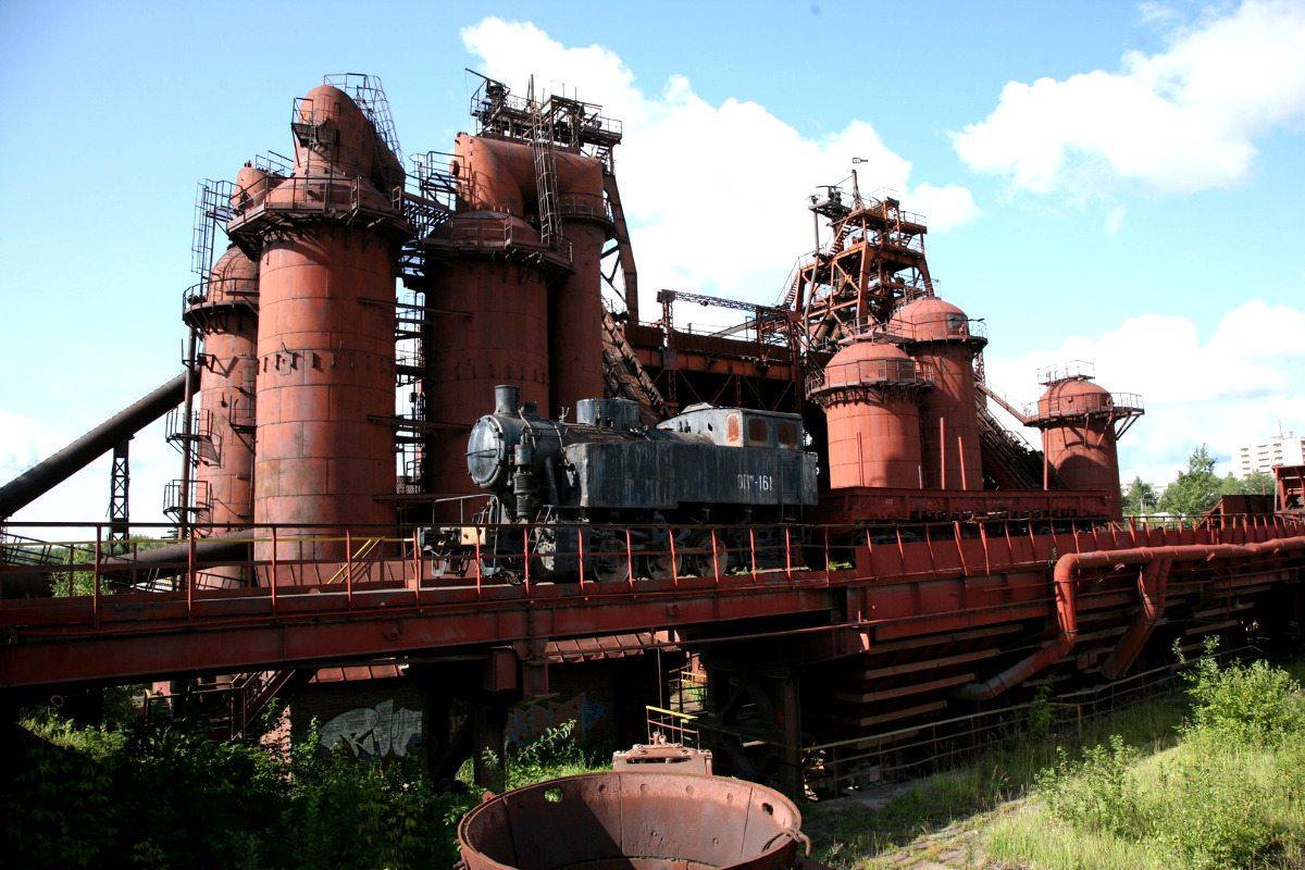 Музей-завод в Нижнем Тагиле