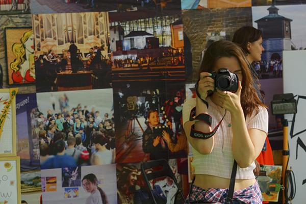 Меняем селфи на пригласительные билеты на все площадки проекта «Ночь музеев в Екатеринбурге - 2018»