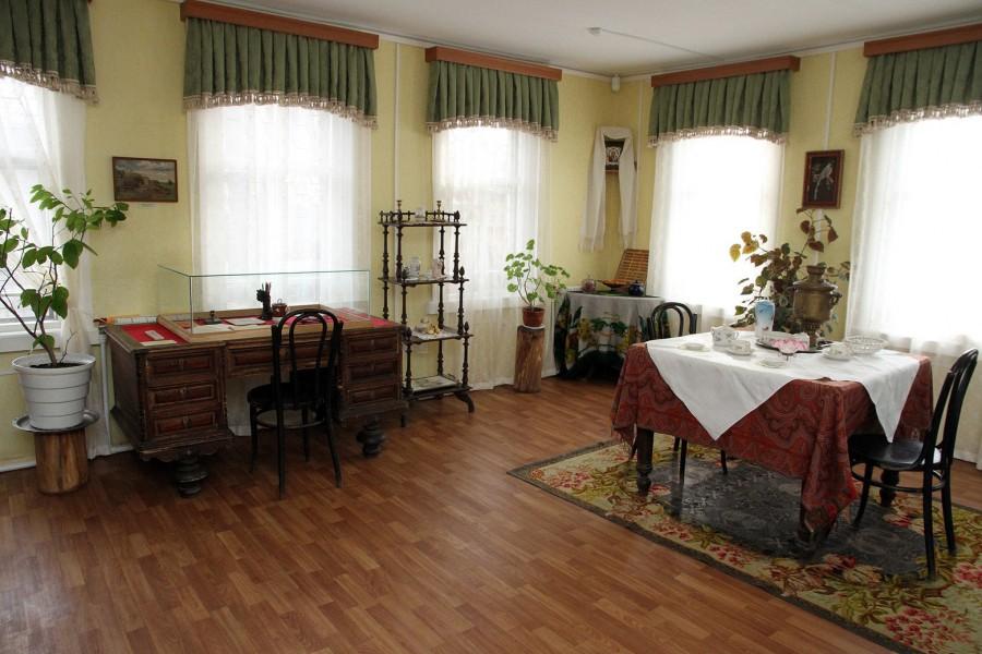 Музей истории плодового садоводства Среднего Урала