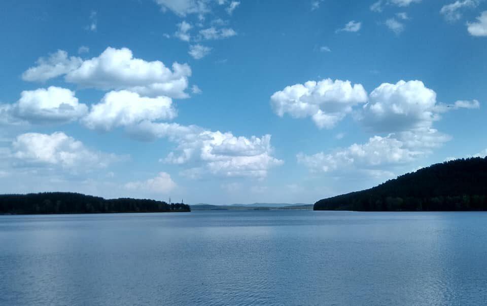 озеро, уфалей