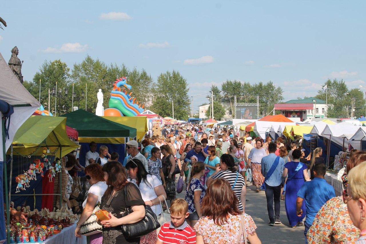 Ирбитская ярмарка, Ирбит, Свердловская область