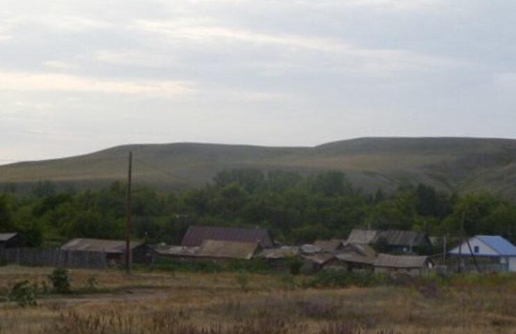 Сорочинск. Легенда о монахе
