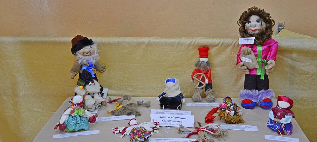 Люди Сорочинска, хранящие традиции старинного рукоделия