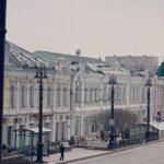 Омск, центр