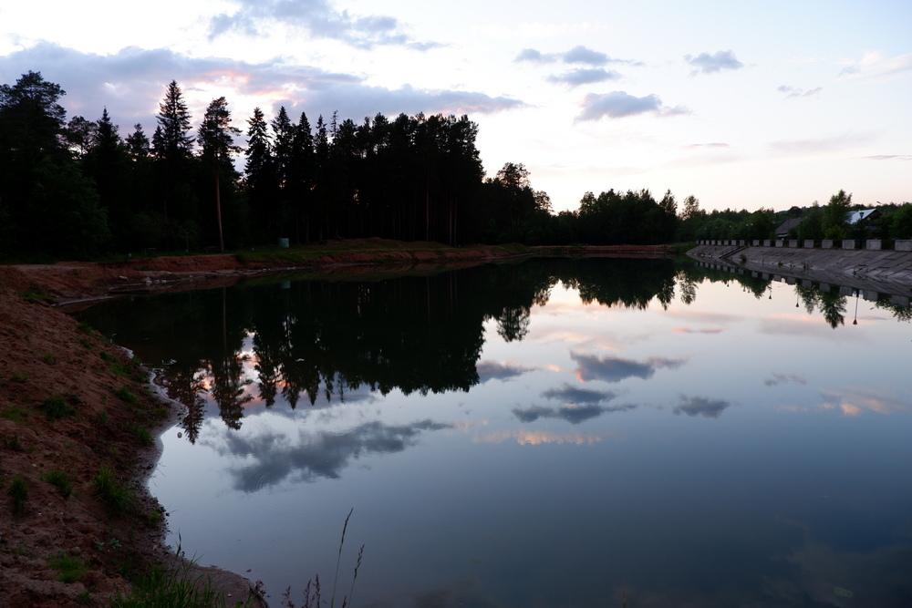 Оверята пруд