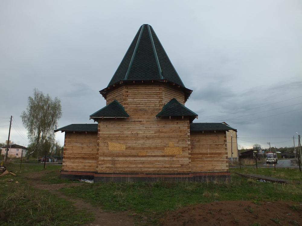 Оверята церковь